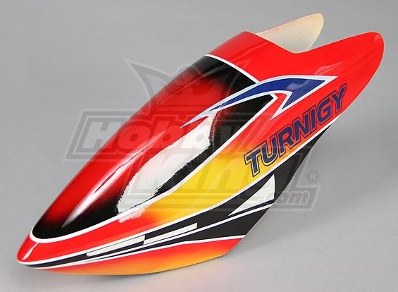 Fiberglass Canopy pour T-rex 550E