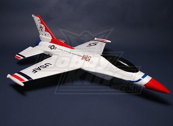 Fighter R / C jet blanc OEB (KIT)