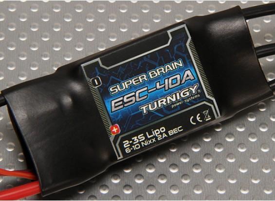 Turnigy super cerveau 40A Brushless ESC