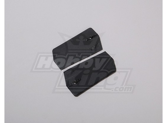 TZ-V2 .50 Taille Flybar Paddle