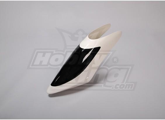 TZ-V2 .50 Taille en fibre de verre couvert