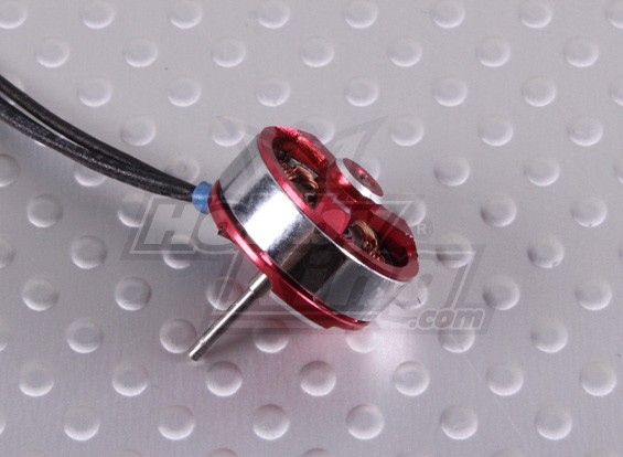 UF8CO3 Micro Brushless Outrunner 7900kv