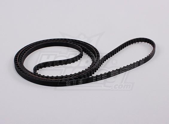 TZ-V2 .50 Taille Tail Drive Belt (630XL)