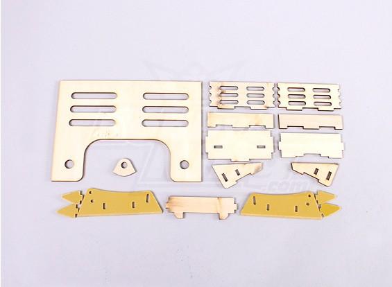 Kit de montage - SUIT HobbyKing Vanquish 1075mm BATEAU