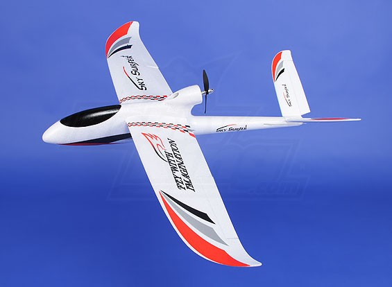 Vector 850 V-Tail Planeur OEB (PNF)