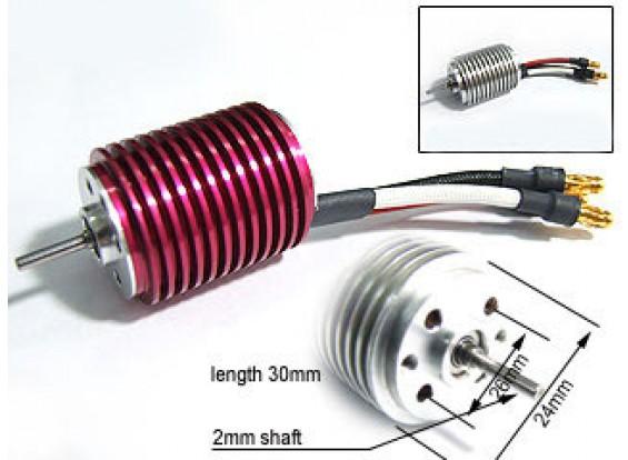 Brushless Motor KB20-30-15S (FIN)