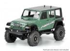 """Jeep Wrangler Unlimited Rubicon corps clair pour 12,3"" ""Empattement 1:10 de Crawlers Scale"""