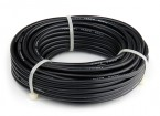 Turnigy High Quality 14AWG Silicone Wire 10m (Black)