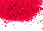Sponge Foliage Scenic Scatter Powder (Red)