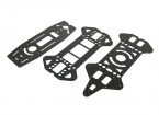 SCRATCH/DENT - Jumper 218 Pro Upper and Lower Decks (Carbon Fiber) (3pcs)