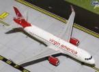 Gemini Jets Virgin America Airbus A320-200(S) N361VA 1:200 Diecast Model G2VRD482