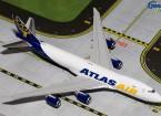 Gemini Jets Atlas Air Boeing B747-8F N852GT 1:400 Diecast Model GJGTI1552