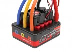 TrackStar 1 / 8ème Brushless Sensorless 120A waterproof ESC V2