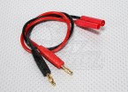 HXT 4mm Banana Charge Plug Adapter Lead