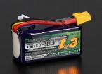 Turnigy nano-tech 1300mAh 4S 45 ~ 90C Lipo Paquet