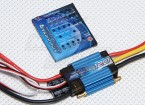 Turnigy AquaStar 120A Watercooled ESC w / carte de programmation
