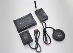ZeroUAV YS-X6-P 10 Waypoint Flight Control System GPS Autopilot