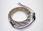 LED rouge, vert, bleu (RVB) Strip 1M w / Flying Lead