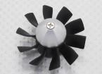 Dr. Mad Series Thrust 50mm EDF 10 Lame de rechange Impeller w / Nose Cone & Shaft Adaptateur