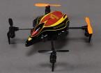 Walkera QR Infra X Micro Quadcopter w / IR et maintien d'altitude (Mode 1) (RTF)