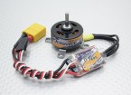HobbyKing âne ST2204-1700kv Brushless System Power Combo