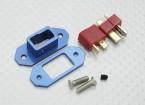 Batterie de vol en alliage anodisé externe Arming Switch (T-Plug)