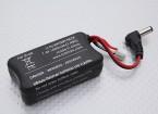 Fatshark FPV - Casque Batterie 7.4V 1000mAh w / Lead Charge Banana