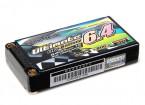 Turnigy nano-tech ultime 6400mAh 1s2p 90C Hardcase Pack (ROAR & BRCA Approuvé)