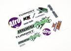 Autocollant HobbyKing Sheet - Multirotor