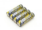 Turnigy Batterie rechargeable AA NiMH 2550mAh (4pc)