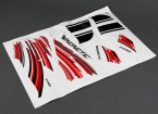 HobbyKing ™ Wingnetic 805mm - Remplacement Decal Set