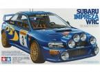 Tamiya 1/24 Echelle Subaru Impreza WRC'98 - Kit Monte Carlo Plastic Model