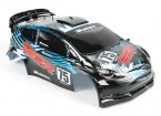 Pre-Painted Body Shell - BSR Racing 1/8 Rally
