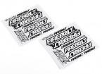 VBC Racing Firebolt DM - Firebolt Stickers Set