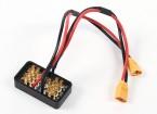 High / High Voltage Conseil actuel de distribution d'alimentation pour Multi-copters 40 ~ Capacité de 60A