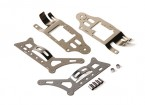FX071C 2.4GHz 4CH Flybarless RC Helicopter remplacement Main Frame Set