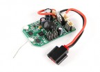 FX070C 2.4GHz 4CH Flybarless RC Helicopter remplacement Control Board