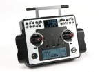 Système radio FrSky 2.4GHz Taranis X9E Telemetry Mode Digital Version UE 2 (Plug UE)