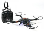 Cheerson CX-32W 2.4GHz Quadcopter w / 2MP HD de WiFi de l'appareil photo et le mode commutable émetteur RTF