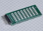 2-6S LED Indicateur de la balance tension