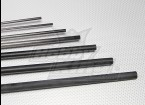 Fibre de carbone Tube (creux) 11x750mm