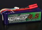 Turnigy nano-tech 4500mAh 6S 25 ~ 50C Lipo Paquet