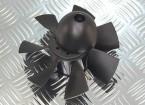 ventilateur de remplacement pour 3inch / 76.2mm EDF (7blade)