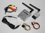SkyZone 5.8Ghz 200MW FPV Wireless AV Tx et Rx Set