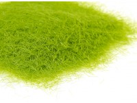 5mm Static Grass Flock - Medium Green (250g)