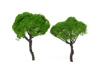 HobbyKing Model Railway Scale Trees 80mm (2 pcs)