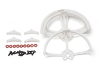 Kingkong 90GT 2.3 Inch Propeller Guards (White) (4pcs)