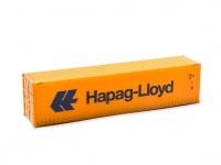 HO Scale 40ft Shipping Container Hapag-Lloyd