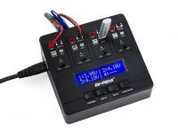 EV-Peak E6 Intelligent Charger (LiPo and LiHV Batteries) (UK Plug)