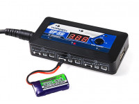 Turnigy UP-S6 Lipo/LIHV Smart Charger for 1S Batteries